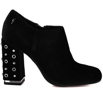 Buty Damskie Low boots Gattinoni PINDL0777W Czarny