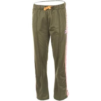 tekstylia Damskie Spodnie dresowe Invicta 4447112DP Zielony