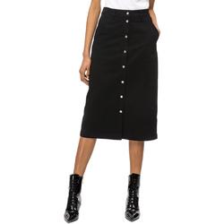 tekstylia Damskie Spódnice Calvin Klein Jeans J20J208502 Czarny