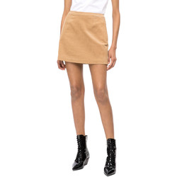 tekstylia Damskie Spódnice Calvin Klein Jeans J20J208503 Beżowy