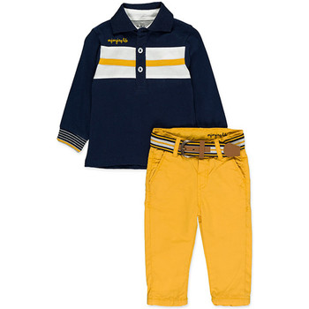 tekstylia Chłopiec Komplet Losan 827-8031AC Niebieski