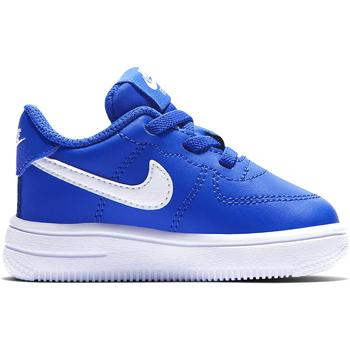 Buty Dziecko Trampki niskie Nike 905220 Niebieski