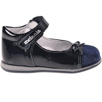 Buty Dziewczynka Baleriny Melania ME0149A8I.B Niebieski