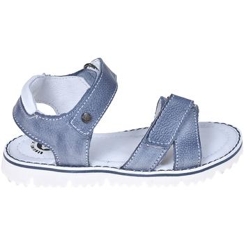 Buty Dziewczynka Sandały Melania ME4031D9E.C Niebieski