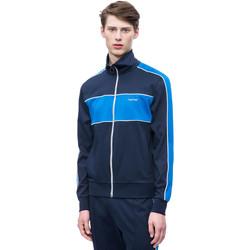 tekstylia Męskie Bluzy dresowe Calvin Klein Jeans K10K102975 Niebieski