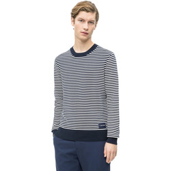tekstylia Męskie Swetry Calvin Klein Jeans K10K103327 Niebieski