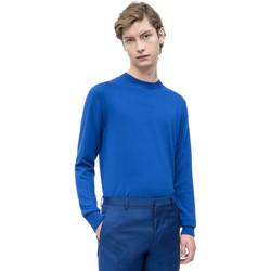 tekstylia Męskie Swetry Calvin Klein Jeans K10K103690 Niebieski