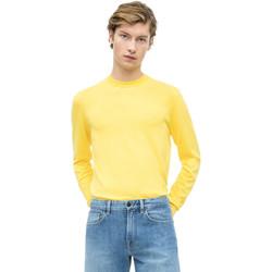 tekstylia Męskie Swetry Calvin Klein Jeans K10K103690 Żółty