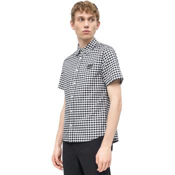 tekstylia Męskie Koszule z krótkim rękawem Calvin Klein Jeans J30J311492 Biały