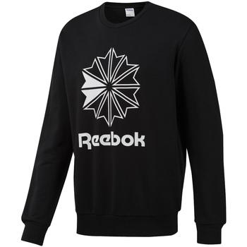 tekstylia Męskie Bluzy Reebok Sport DT8132 Czarny