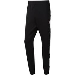 tekstylia Męskie Spodnie dresowe Reebok Sport DT8143 Czarny