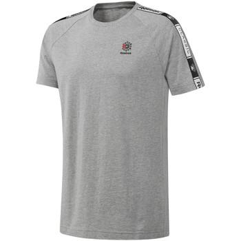 tekstylia Męskie T-shirty z krótkim rękawem Reebok Sport DT8146 Szary