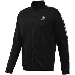 tekstylia Męskie Bluzy dresowe Reebok Sport DT8150 Czarny