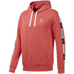 tekstylia Męskie Bluzy Reebok Sport DT8155 Różowy