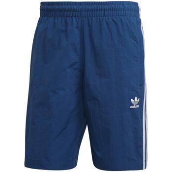 tekstylia Męskie Szorty i Bermudy adidas Originals DV1578 Niebieski