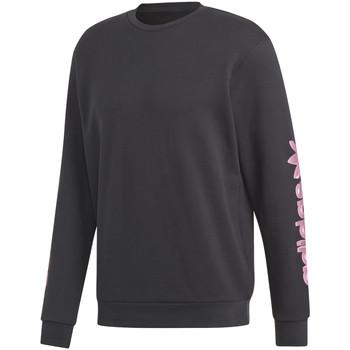 tekstylia Męskie Bluzy adidas Originals DV2037 Czarny