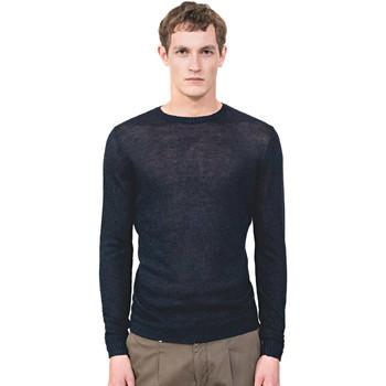 tekstylia Męskie Swetry Antony Morato MMSW00915 YA500054 Niebieski