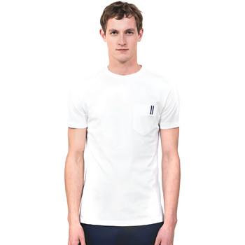 tekstylia Męskie T-shirty z krótkim rękawem Antony Morato MMKS01490 FA100084 Biały