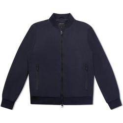 tekstylia Męskie Bluzy dresowe Antony Morato MMCO00561 FA600101 Niebieski