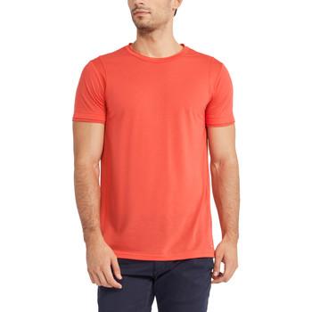 tekstylia Męskie T-shirty z krótkim rękawem Gaudi 911FU64005 Czerwony