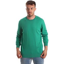 tekstylia Męskie Swetry Navigare NV00165AD 30 Zielony