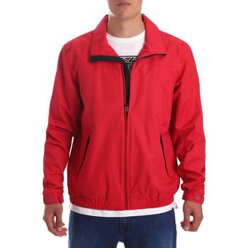 tekstylia Męskie Bluzy dresowe Navigare NV67046 Czerwony