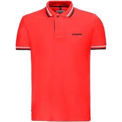 tekstylia Męskie Koszulki polo z krótkim rękawem Invicta 4452202/U Czerwony