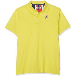 tekstylia Męskie Koszulki polo z krótkim rękawem Invicta 4452208/U Żółty