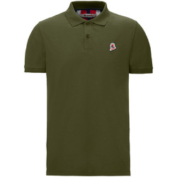 tekstylia Męskie Koszulki polo z krótkim rękawem Invicta 4452208/U Zielony