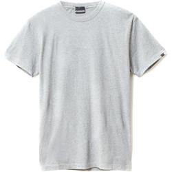 tekstylia Męskie T-shirty z krótkim rękawem Napapijri N0YIEL Szary