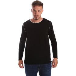 tekstylia Męskie Swetry Byblos Blu 2MM0004 MA0002 Czarny