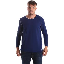 tekstylia Męskie Swetry Byblos Blu 2MM0004 MA0002 Niebieski
