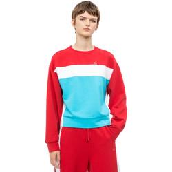 tekstylia Damskie Bluzy Calvin Klein Jeans 00GWH8W356 Czerwony