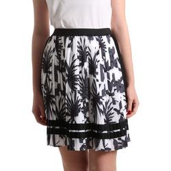 tekstylia Damskie Spódnice Liu Jo T19116T8552 Czarny