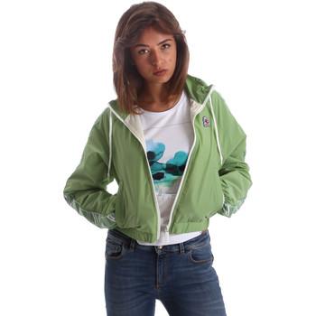 tekstylia Damskie Bluzy dresowe Invicta 4431555/D Zielony