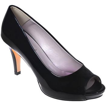 Buty Damskie Czółenka Grace Shoes 738I001 Czarny