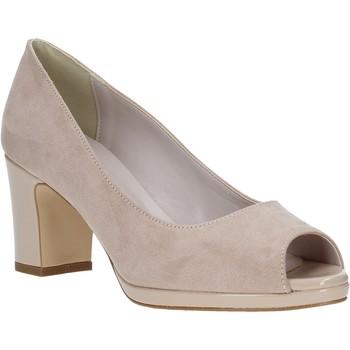 Buty Damskie Czółenka Grace Shoes 007001 Różowy