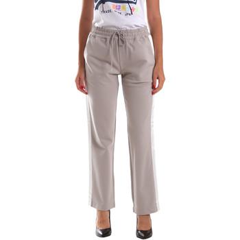 tekstylia Damskie Spodnie dresowe U.S Polo Assn. 52409 51314 Szary