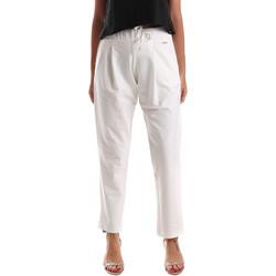 tekstylia Damskie Chinos U.S Polo Assn. 51478 51302 Biały