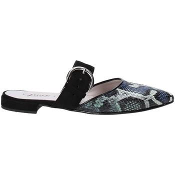 Buty Damskie Espadryle Grace Shoes 521008 Czarny