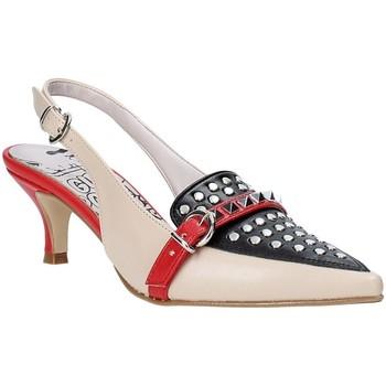 Buty Damskie Czółenka Grace Shoes 319S014 Beżowy
