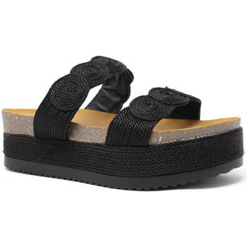 Buty Damskie Klapki Exé Shoes I468Q6923001 Czarny