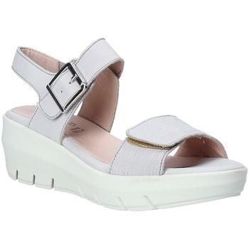 Buty Damskie Sandały Grunland SA1881 Biały