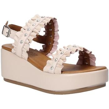 Buty Damskie Sandały Grunland SA2301 Różowy