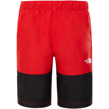 tekstylia Dziecko Kostiumy / Szorty kąpielowe The North Face T93NNH Czerwony