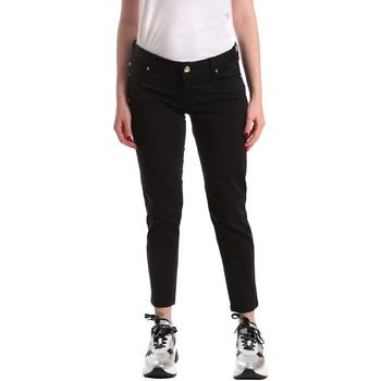 tekstylia Damskie Jeansy slim fit Gaudi 911BD25011 Czarny