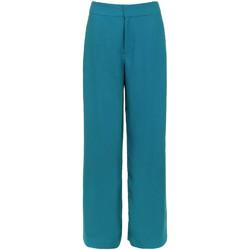 tekstylia Damskie Chinos Pepe jeans PL211289 Niebieski