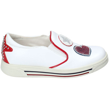 Buty Dziecko Tenisówki Primigi 3383500 Biały