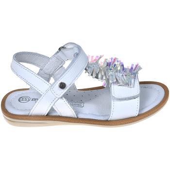 Buty Dziewczynka Sandały Melania ME4009D9E.A Biały