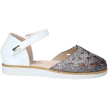Buty Dziewczynka Sandały Miss Sixty S19-SMS580 Biały